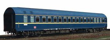Roco 64761 DBAG T2S Sleeper Coach V