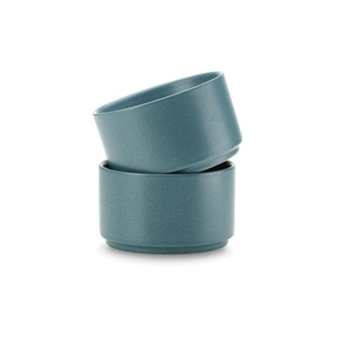 Noritake 9-Ounce Colorwave Ramekin, 3-3/4-Inch, Turquoise Blue, Set Of 2