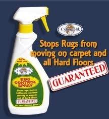 Anti-Slip Anti Creep Rug Spray Stop Rugs Slipping- CYBERGOLD