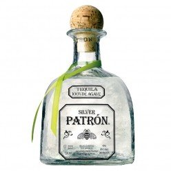 Patron discount duty free Patron Non Vintage Silver Tequila, 70cl