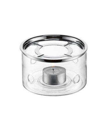 Bodum Bistro Teapot Glass Tea Light Warmer Small