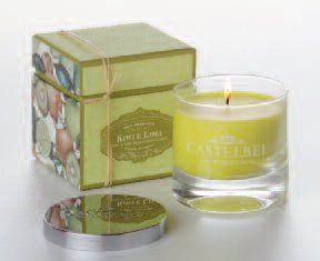 Castelbel Kiwi & Lime Fragrance Candle