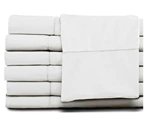Christy Queen Sheet Set 450 Thread Count - White
