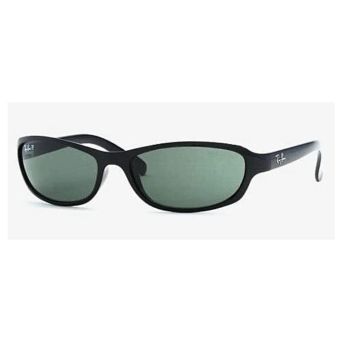 Amazon.com: Ray Ban Polarized Sunglasses Black RB 4076