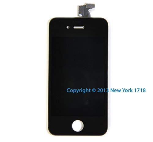 New Iphone 4S Screen Assembly Replacement (Orginal, Black) - Ny1718