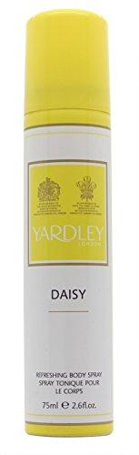 Yardley Royal English Daisy Spray Corpo 75ml