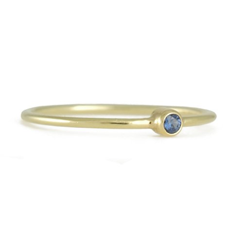 ELE KEATS- Baby Ring with Sapphire