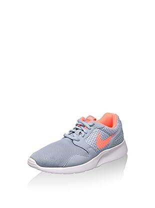 Nike Zapatillas Wmns Kaishi (Hielo / Naranja)