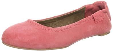 Emu Avoca Ballet W10626, Damen Ballerinas, Rot (Strawberry), EU 37 (UK 4) (US 6)