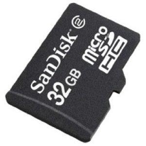 SanDisk Class 4 microSDHC Memory Card (SDSDQM-016G-B35)