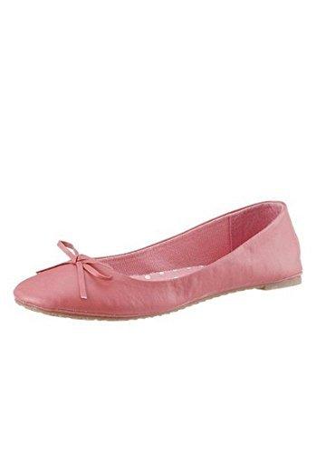 Ballerina Damen von City Walk - Koralle Gr. 38 thumbnail