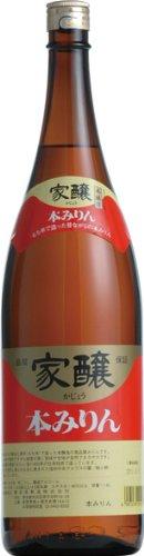 養命酒製造 信州産もち米100% 家醸本みりん 1.8L