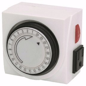 Timer for Lamps and Appliances By Harbor Freight (Chicago Electric Power Tools) Item 40148