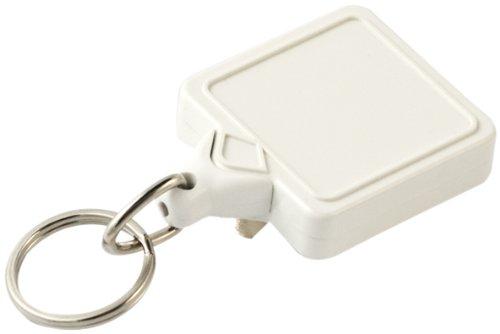 Key-Bac KEY0053-S05 Mini-Bak Square Steel Belt Clip Nylon Co