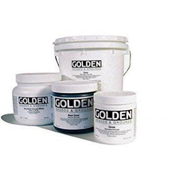 Golden Gesso 32-Ounce (0003550-7) (Color: White, Tamaño: 32 oz)