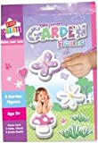 Make Your Own Plaster of Paris Garden Figures