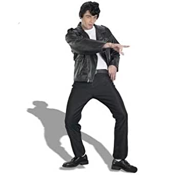 Grease Danny's Deluxe T-Bird Jacket Adult Costume