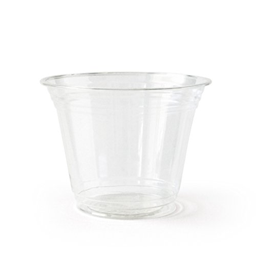 Susty-Party-Compostable-PLA-Cup-50-Pack-9-oz-Clear