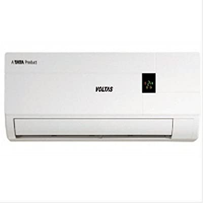 Voltas 125 CYE Classic YE Series Split AC (1 tons, 5 Star Rating, White)