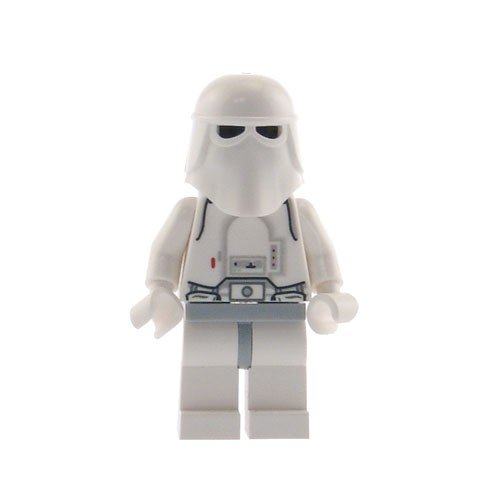 LEGOreg; Star Wars Snow Trooper Minifigure - 1