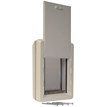 Great Doors Perfect Pet The All Weather Energy Efficient Extra Large Dog Door with