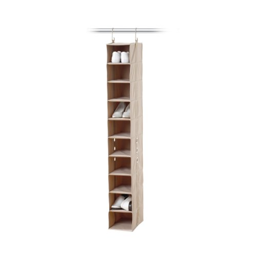 neatfreak 5613-ST closetMAX 10 Shelf Closet Organizer (Neatfreak Closet Organizer compare prices)