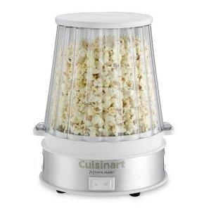 Cuisinart EasyPop Popcorn Maker, Stainless Steel by Cuisinart