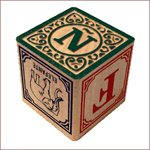 Buy Spanish Wooden Alphabet Blocks
