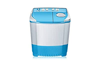 LG P7556N3F Semi-automatic Washing Machine (6.5 Kg, Ink Blue)