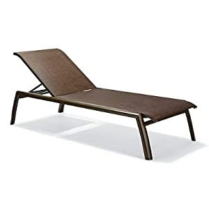 Amazon.com: Set of Two Momentum Outdoor Chaise Lounge Chairs - Off ...