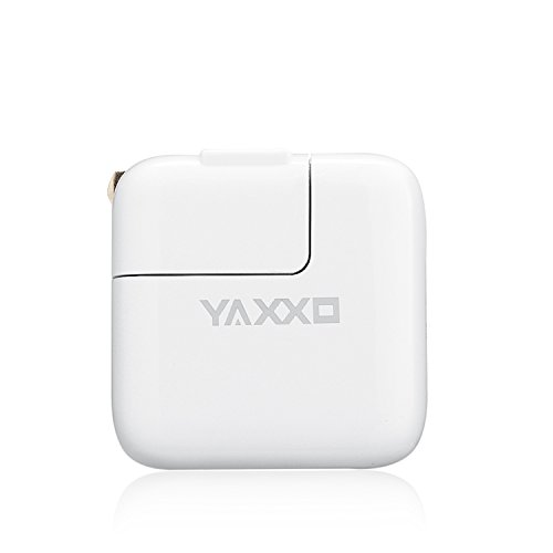 YAXXO USB iPad Wall Charger Fast Charging 12W for Apple iPhone iPad iPod (Ipad Mini Charger compare prices)