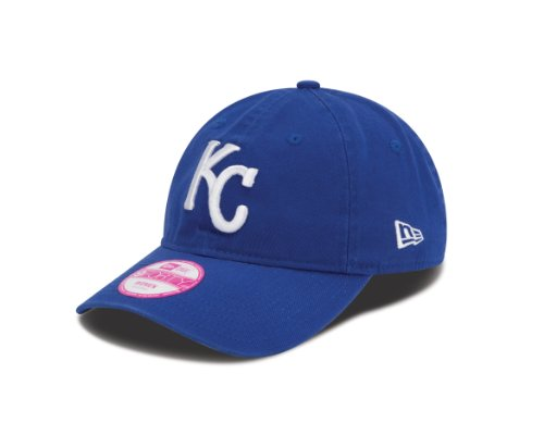 MLB Kansas City Royals Women's Essential 9Forty Adjustable Cap at Amazon.com