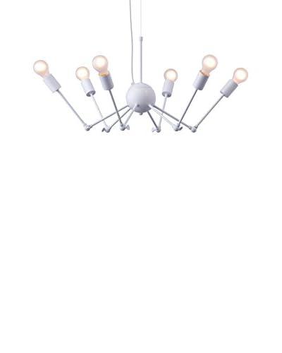 Zuo Snow 6-Light Ceiling Lamp, White