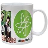 Big Bang Theory (Superhero Quips)