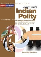Success Series indian Polity: An indispensable Book for Staff Selection Commission Combined...