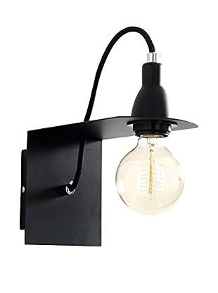 Contemporary Wood Lámpara De Pared Genius