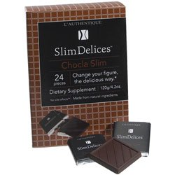 SlimDelices Chocla Slim 24-ct. - Buy SlimDelices Chocla Slim 24-ct. - Purchase SlimDelices Chocla Slim 24-ct. (Health & Personal Care, Products, Nutrition & Fitness, Weight Loss Products)