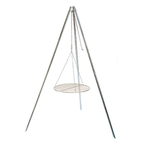 Coleman Tripod Grill and Lantern Hanger (Campfire Cooking Stand compare prices)