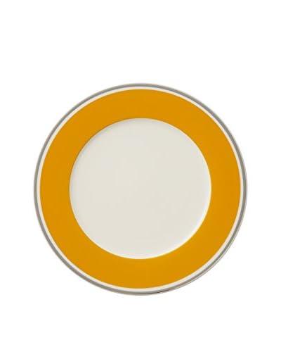 Villeroy & Boch Anmut My Colour Buffet Plate, Orange/White