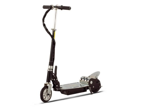 X-Treme Scooters Kids X-140 Electric Scooter, Black