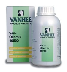 Vanhee Van Oliemix 10500 500 ml. Energy-rich oil mix. For Pigeons, Birds & Poultry