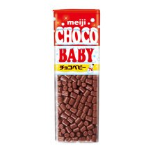 Japan Meiji CHOCO BABY JUMBO Chocolate Japanese