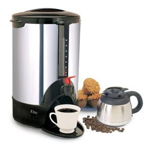Maxi Matic USA, 40 cup Stainless Steel Urn (Catalog