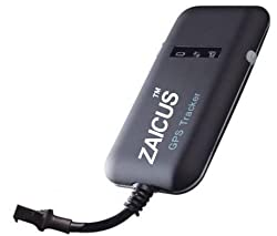 ZAICUS GT02A GPS tracker Google Link Real Time Tracking- 4 Band With Free Life Time Tracking