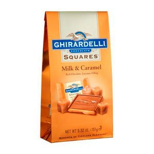 Ghirardelli Chocolate Milk Chocolate & Caramel
