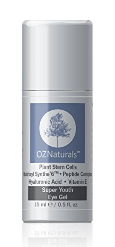 OZ Naturals - The BEST Eye Gel - Eye Cream For