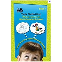 Big6 Elementary Poster Set (6 posters 11 x 17