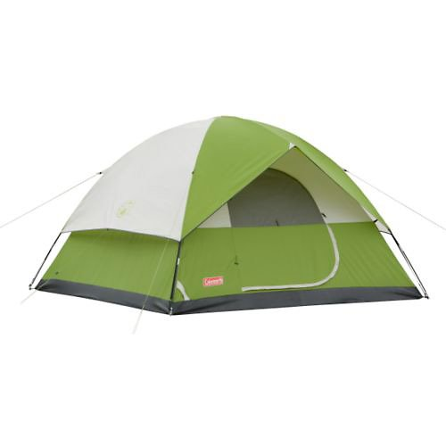 Coleman SunDome 10-by 10-Foot Five-Person Tent (Coleman Sundome 6 Tent compare prices)