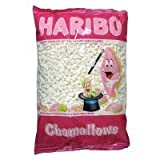 Haribo Chamallows Mini White Retro Kids Sweets - 1kg