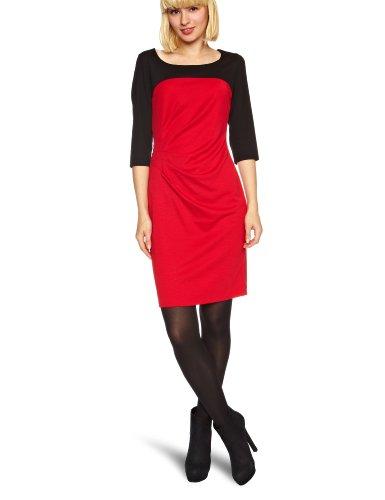 James Lakeland 8963 Body Con Women's Dress Red/Black